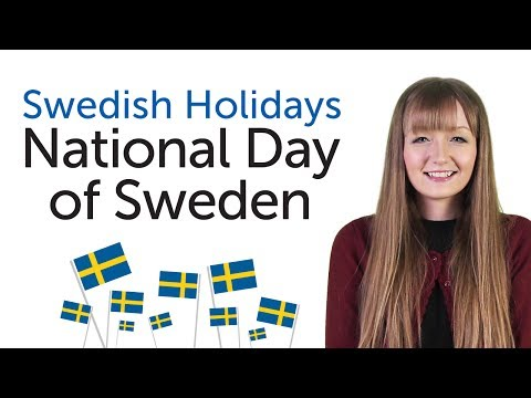 Learn Swedish Holidays