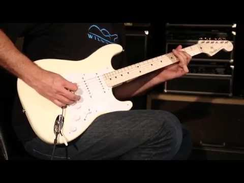 Fender Artist Series Eric Clapton Signature Stratocaster Overview