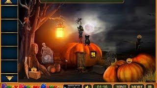 Escape Game   Halloween Cemetery 2   Soluce