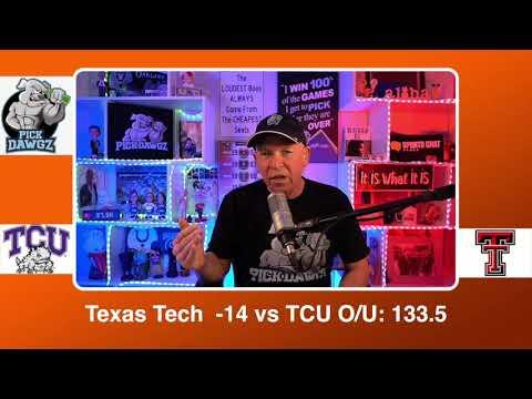 Texas Tech vs TCU 3/2/21 Free College Basketball Pick and Prediction CBB Betting Tips