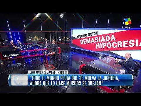 """La cornisa"" de Luis Majul (completo HD) - 10/12/17"