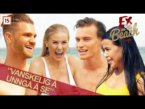 Ex on the Beach | Tilbakeblikk: Første gang gjengen møttes på stranden 🤩| Dplay