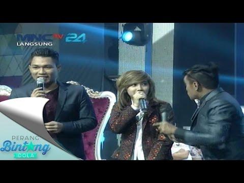 Joel Kriwil Sama Cut Memey Tes Tatata Rizal Armada Dan Dera Idol - Perang Bintang Idola (25/9)