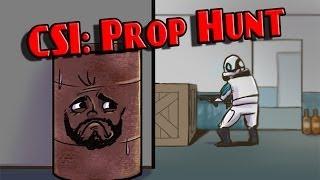 CS  Prop Hunt