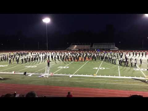 Belleville High School West Side Story (Prologue, America, Tonight)