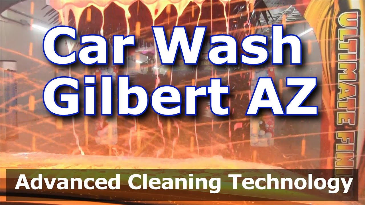 Car Wash Gilbert AZ