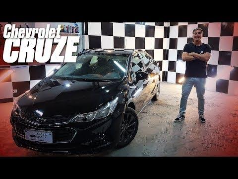 Chevrolet Cruze - MELHOR QUE COROLLA E CIVIC? - A Roda #83