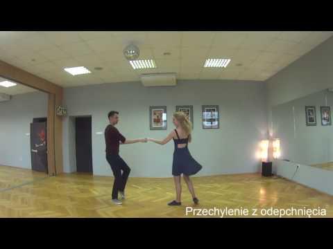 Discofox (taniec użytkowy) - figury zaawansowane