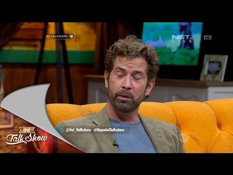 Ini Talk Show 10 Desember 2015 - Acha Septriasa, Hans De Kraker - Part 2
