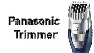 Panasonic Milano All-in-One Trimmer ER-GB40-S for Beard and Mustache Cordless