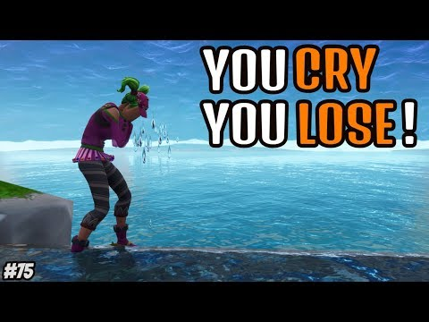 Saddest Moments In Fortnite #75 (TRY NOT TO CRY) [SEASON 5]