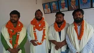 GHAZIABAD सपा युवा नेता पंडित मनोज शर्मा का जेल से आने के बड़ा खुलासा
