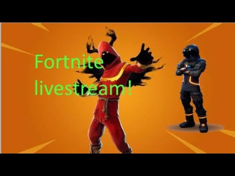 Fortnite Livestream! Switched To Pc, No Mic