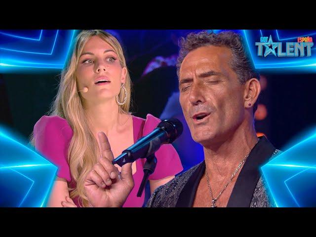 Este artista emite SORPRENDENTES SONIDOS musicales | Audiciones 7 | Got Talent España 7 (2021)
