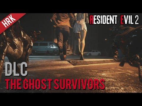 4แพร่ง - RESIDENT EVIL 2 - 【The Ghost Survivors】
