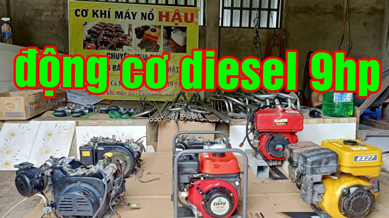 động cơ dầu diesel Robin dy27 đề nổ giá hợp lí lh0919244209