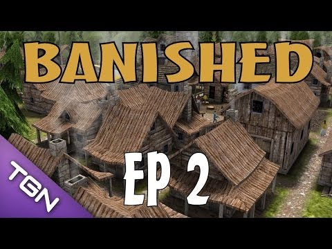 Let's Play Banished