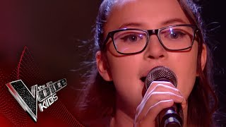 Alice Performs 'Perfect': The Semi Final | The Voice Kids UK 2018 thumbnail