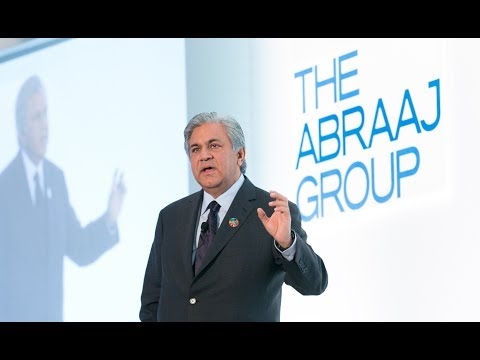 Scaling Impact Investing: Keynote - Arif Naqvi, Founder & Group Chief Executive, The Abraaj Group