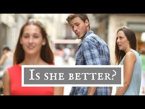 Should I Leave My Partner If I Like Someone Else? | DAN MUNRO