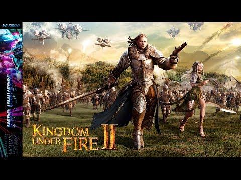 Kingdom Under Fire II - Die Kampfmagierin Ausprobieren ✮ MMO-RTS-RPG
