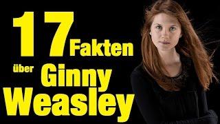 17 FAKTEN über Ginny WEASLEY