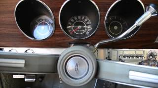 Cold start 1968 Oldsmobile Delmont 88