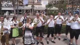 Mallorca, Blasmusik am Ballermann 6