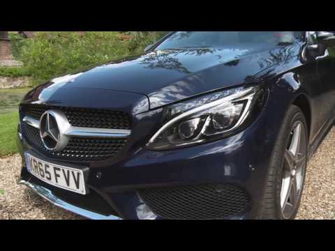 Mercedes C Class Coupe Full Video Review 2016