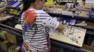 Pinball News - Stern Pinball Factory Tour 2014