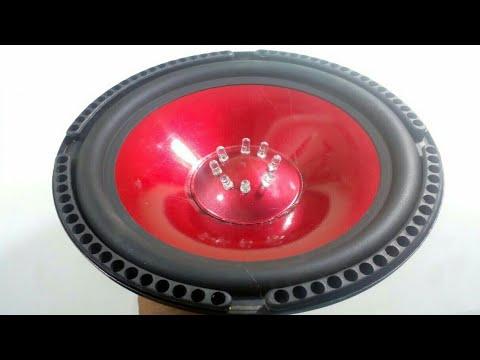 Bass reactive led | Music reactive light