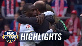 FSV Mainz 05 vs. Werder Bremen | 2015–16 Bundesliga Highlights