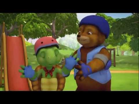 Franklin and Friends - Franklin's Ups and Downs / Franklin's New Teacher - Ep. 8