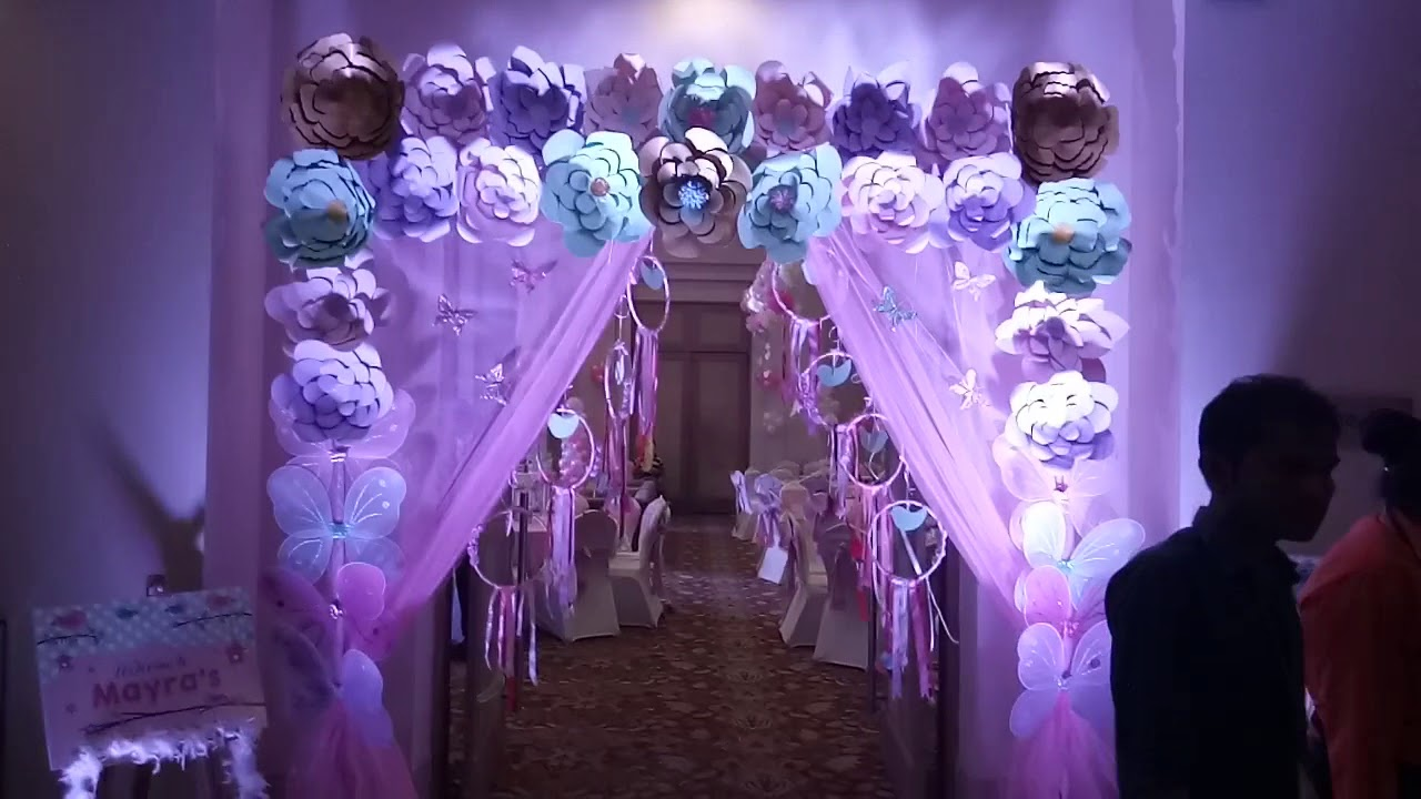grand entrance decoration.htm best special entrance gate decorations for birthday party event  decorations for birthday party
