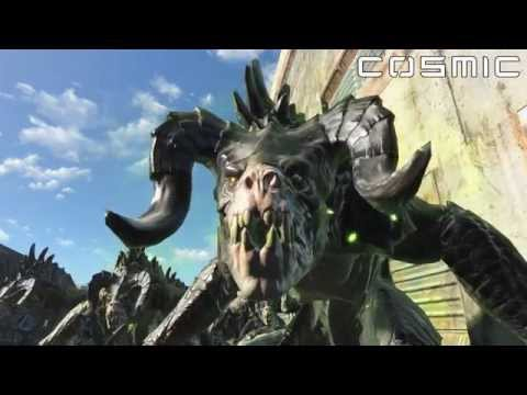 FALLOUT 4 BATTLE #9 - 300 Brotherhood of Steel VS. 30,000 Deathclaw