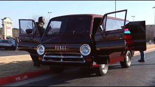 Cars, Coffee and Donuts: Michael's 1967 Dodge A100 Van