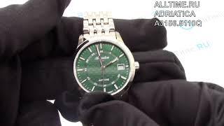 Обзор. Женские наручные часы Adriatica A3156.5110Q