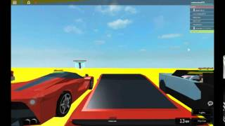 roblox 500 mph car drop