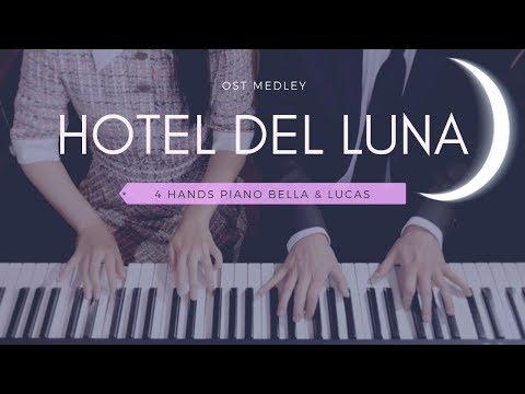 🎵Hotel Del Luna OST Medley | 4hands Piano