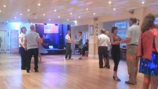 Woolacombe Wiggle Dance with a Stranger compitition July 2014