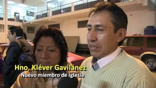 """CARAVANA """"LA ÚNICA ESPERANZA"""" EN AMBATO"""