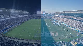 StubHub Center: From Fútbol to Football