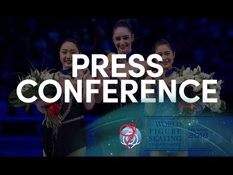 Ladies Overall Press Conference - Milano 2018
