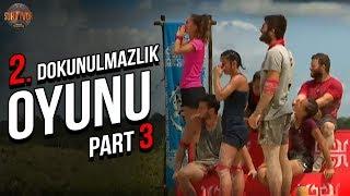 2. Dokunulmazlık Oyunu 3. Part   22. Bölüm   Survivor Türkiye - Yunanistan