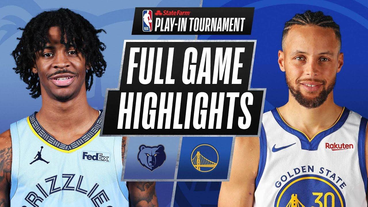 Grizzlies vs. Warriors - Game Recap - May 21, 2021 - ESPN