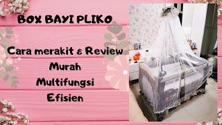 BOX BAYI MURAH, LENGKAP, EFISIEN (review lengkap dan cara merakit)
