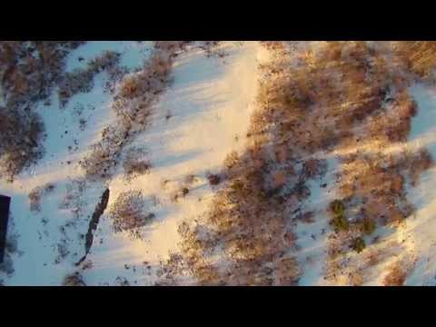 Yuneec Q500 Typhoon: Malley Farm Road, Somersworth, New Hampshire Aerial Drone Video