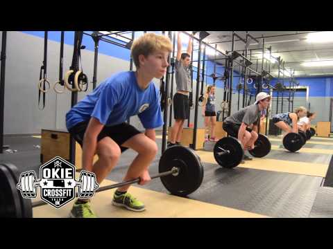 Okie CrossFit and Tulsa Youth Rowing Association