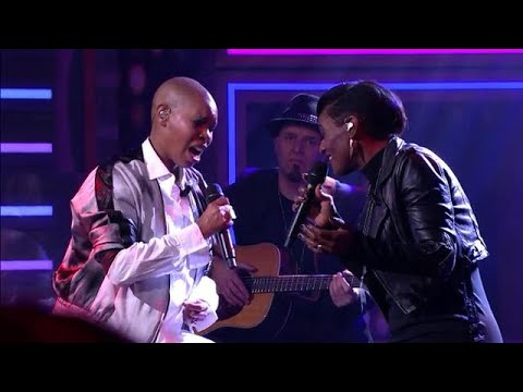 Skin Skunk Anansie en Edsilia Rombley - Weak  - RTL LATE NIGHT MET TWAN HUYS