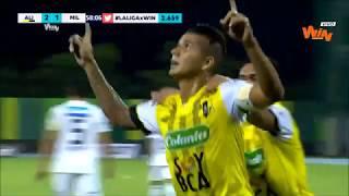 Alianza Petrolera vs. Millonarios (3-2) | Liga Aguila 2018-II | Fecha 8